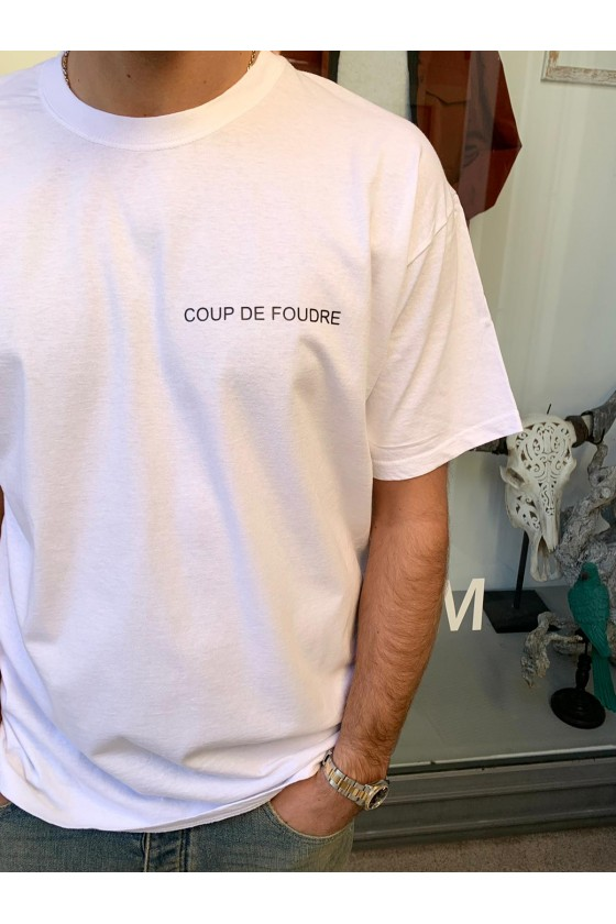 T-SHIRT GLÖED MEN - COUP DE...